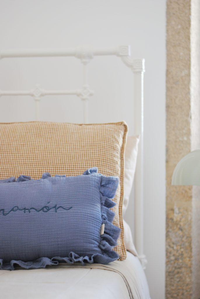 textiles habitación infantil
