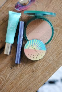 FROZEN SUMMER COLLECTION CLARINS